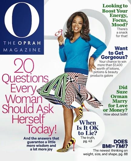 Oprah Winfrey unmarried