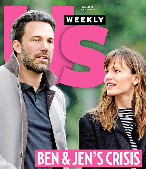 Ben Affleck divorce
